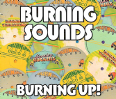 Various - Burning Sounds Burning Up! (Burning Sounds) 4xCD Box Set